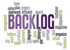 backlog